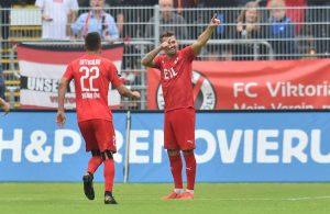 Viktoria vs. 1. FC Köln