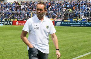 Seit Juli 2016 steht Dirk Lottner beim 1. FC Saarbrücken als Chefcoach an der Seitenlinie