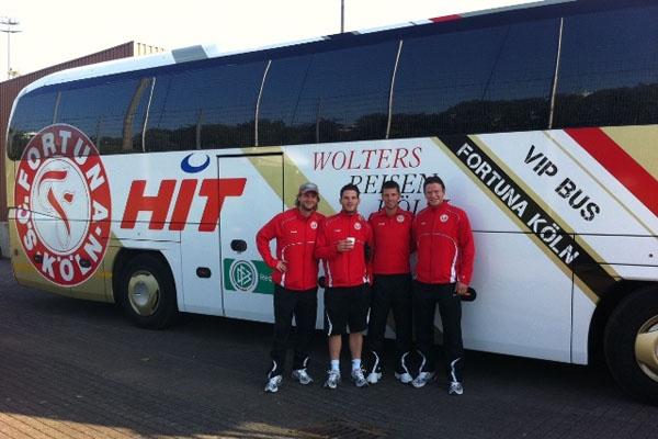Quelle: SC Fortuna Köln