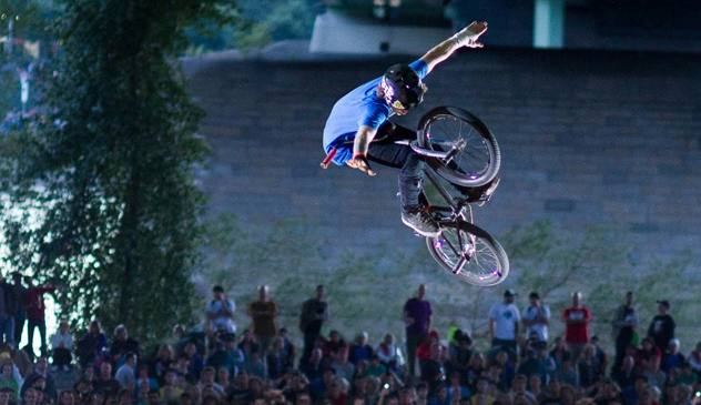 Quelle: BMX Worlds Cologne