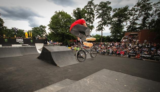 Quelle: BMX Worlds Cologne