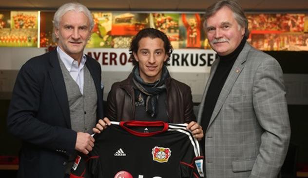 Quelle: Bayer Leverkusen