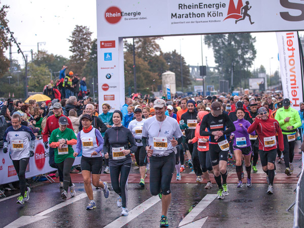 Marathon Köln 2021
