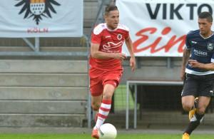 Mike Wunderlich, Kapitän Viktoria Köln