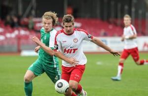 Marco Königs traf in dieser Saison schon acht Mal für Fortuna Köln. Am Sonntag gastieren die Südstädter in Chemnitz