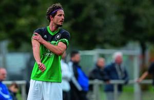 Milan Marcus im Trikot des SC Borussia Lindenthal-Hohenlind