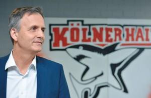Haie-Geschäftsführer Peter Schönberger