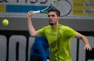 Oscar Otte, Deutscher Tennis-Meister