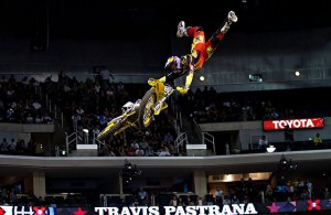 Travis Pastrana Nitro Circus Live