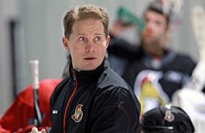 Cory Clouston Ottawa Senators Kölner Haie DEL NHL