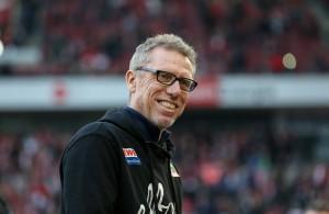 Peter Stöger, Trainer des 1. FC Köln