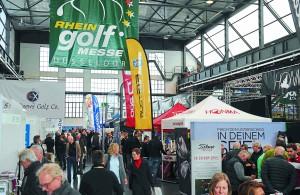 Rund 17.000 Besucher zählte die Rheingolf-Messe im vergangenen Jahr