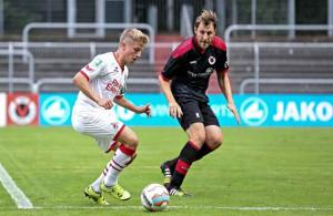 Markus Brzenska Viktoria Köln, Lukas Scepanik 1. FC Köln II
