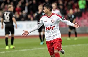 Cauly Oliveira-Souza Fortuna Köln