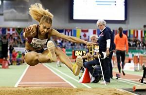 Alexandra Wester ASV Köln Weitsprung Leichtathletik