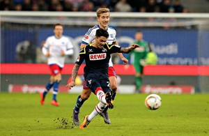 Hamburger SV 1. FC Köln