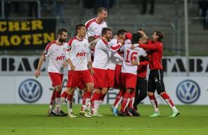 Fortuna Köln gewann bereits bei Alemannia Aachen, steht nun im Verbandspokalhalbfinale