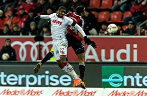 Anthony Modeste 1. FC Köln Marvin Matip FC Ingolstadt