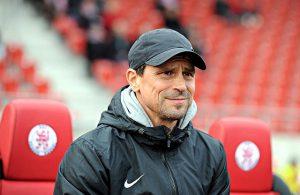 Matthias Mink, Fußball-Trainer bei Hessen Kassel