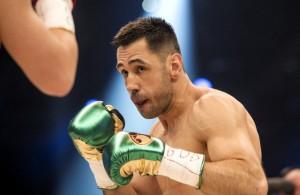 Box-Weltmeister Felix Sturm in Aktion