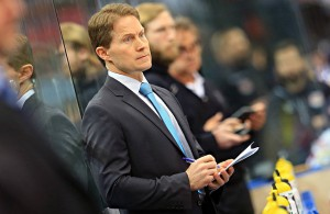 Cory Clouston, Trainer der Kölner Haie