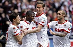 Jubel beim 1. FC Köln: Sieg über Darmstadt 98