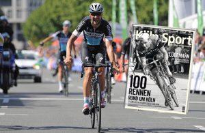 "Tom Boonen (Etixx-Quick Step) triumphiert bei ""Rund um Köln"""