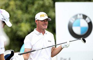 Alex Cejka, deutscher Golf-Profi