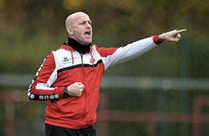 Marco Antwerpen, Trainer Rot Weiss Ahlen