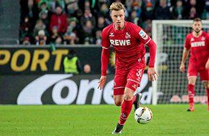 Yannick Gerhardt, 1. FC Köln