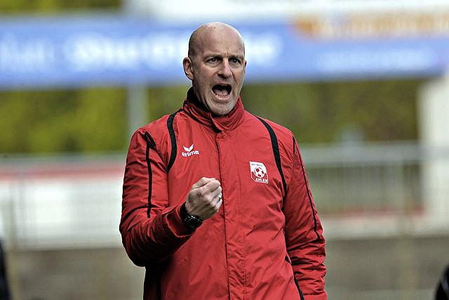 Trainer Viktoria Köln