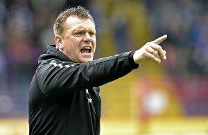 Uwe Koschinat, Trainer Fortuna Köln