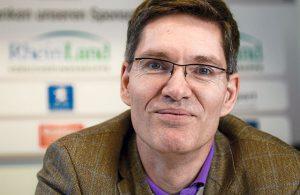 OSP-Stützpunktleiter Michael Scharf