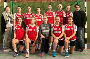 Eine bärenstarke Saison spielen die Handball-Mädchen des MTV Köln 1850 in der Oberliga Mittelrhein, der höchsten Verbandsklasse.
