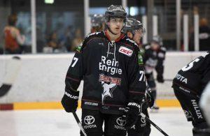 Mick Köhler zählt zu den Youngster der Kölner Haie und wurde vor der Saison in den Profikader befördert.
