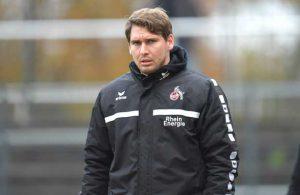 Der frühere Co-Trainer Patrick Helmes wird Cheftrainer der Kölner U21.