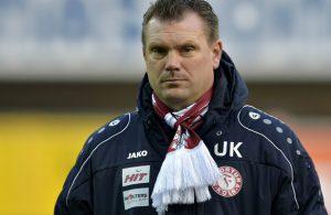 Uwe Koschinat, Trainer von Fortuna Köln