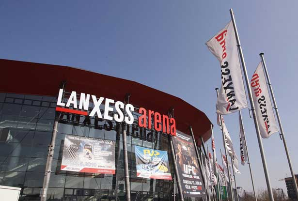 zuschauerrekord in der lanxess arena k ln sport k ln sport. Black Bedroom Furniture Sets. Home Design Ideas