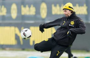Neven Subotic im Training