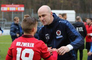 Marco Antwerpen im Gespräch mit Kevin Holzweiler