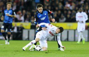 Für Salih Özcan und den 1. FC Köln gab es im Heimspiel gegen die TSG Hoffenheim den späten Gegentreffer zum 1:1. Foto: imago