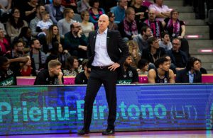 Denis Wucherer wird künftig an der Linie der RheinStars coachen