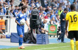 Die Begegnung Magedeburg gegen Fortuna Köln wird es auch in der kommenden Saison live zu sehen geben.