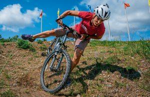 Fahrradsturz