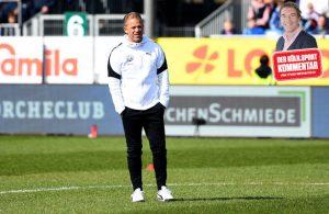 Wird Kiel-Coach Markus Anfang Nachfolger von Stefan Ruthenbeck als Trainer beim 1. FC Köln?