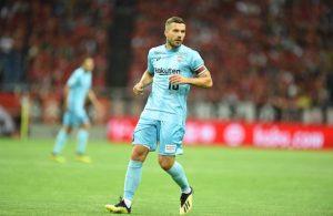 Lukas Podolski Vissel Kobe