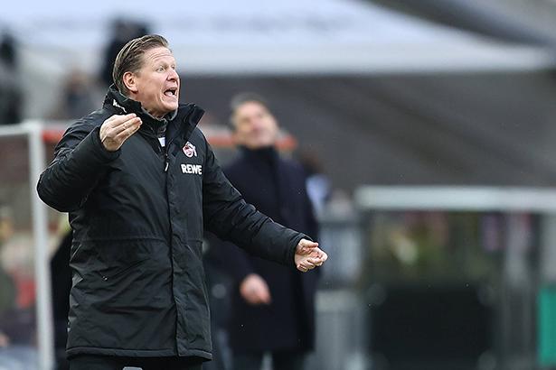 1. FC Köln im Keller-Duell