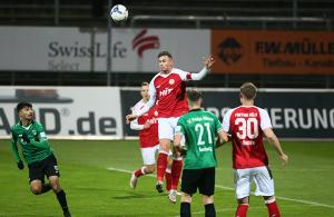 Fortuna-Kapitän Franko Uzelac wechselt zu Aachen